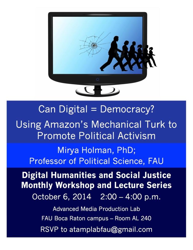 Can Digital = Democracy?